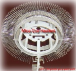 mica coil heaters